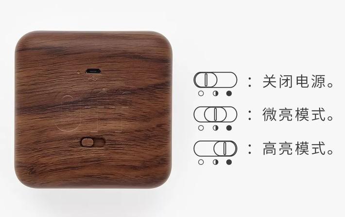 Đây là một chiếc Đèn ngủ thông minh, có điểm đặc biệt là không có nút, không có công tắc cảm ứng, và bạn có thể bật/ tắt đèn chỉ bằng một cú lật nhẹ và tính năng hẹn giờ cực chuẩn.