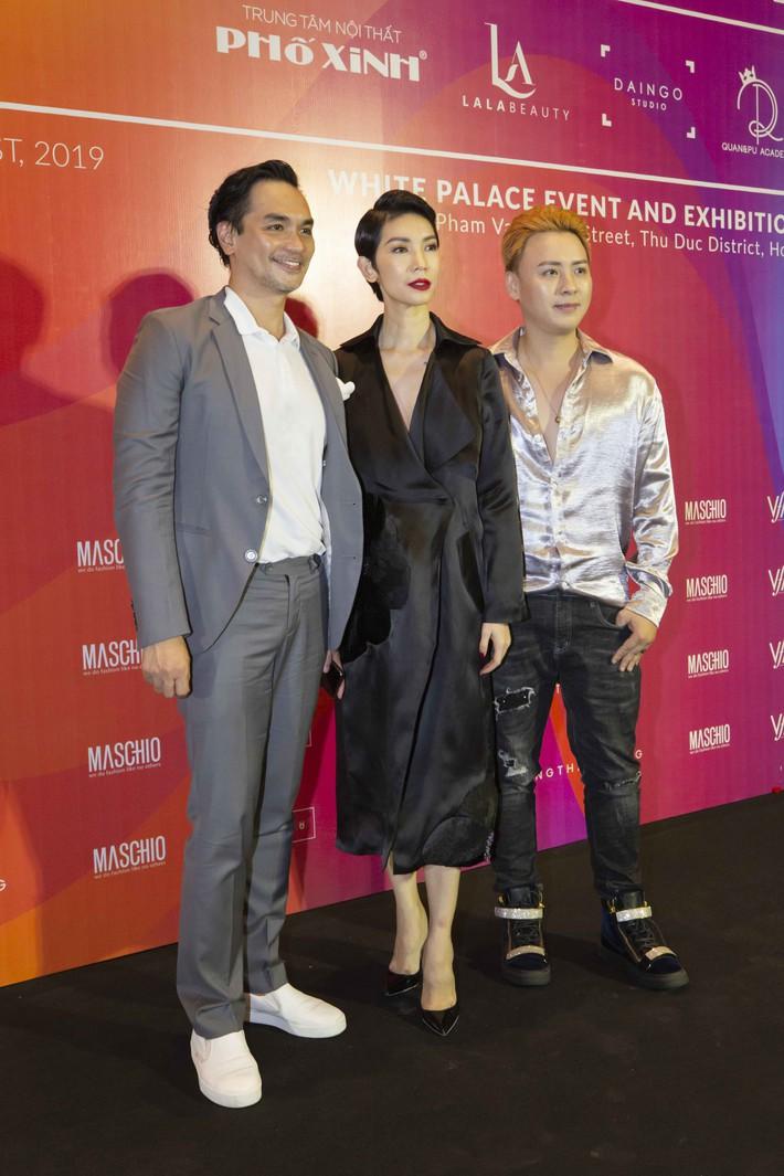 Duc Hai, Xuan Lan, NTK Van Thanh Cong