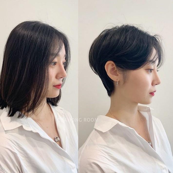 Ngắm 14 màn lột xác tóc đỉnh cao để có thêm động lực đi làm tóc bung lụa dịp nghỉ lễ - Ảnh 10.