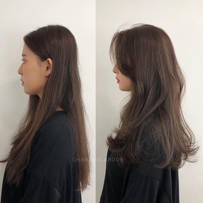 Ngắm 14 màn lột xác tóc đỉnh cao để có thêm động lực đi làm tóc bung lụa dịp nghỉ lễ - Ảnh 13.