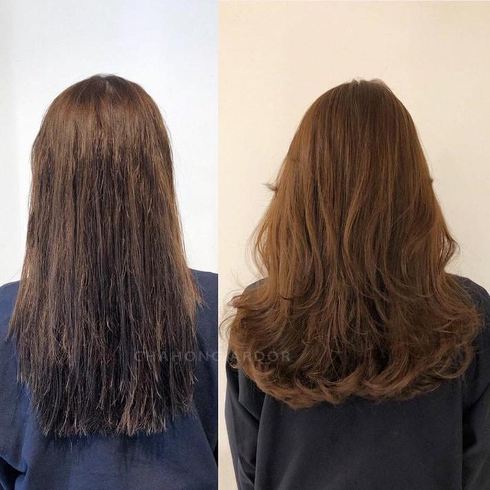 Ngắm 14 màn lột xác tóc đỉnh cao để có thêm động lực đi làm tóc bung lụa dịp nghỉ lễ - Ảnh 14.