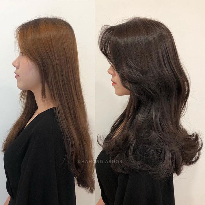 Ngắm 14 màn lột xác tóc đỉnh cao để có thêm động lực đi làm tóc bung lụa dịp nghỉ lễ - Ảnh 8.