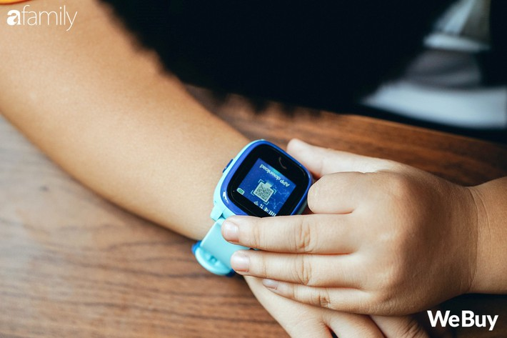 đánh giá đồng hồ định vị trẻ em wonlex gw400s webuy afamily DSC07954