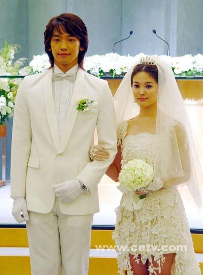 Rò rỉ ảnh váy cưới trong Full House bản Trung Quốc: được khen ăn đứt váy của Song Hye Kyo khi xưa - Ảnh 7.
