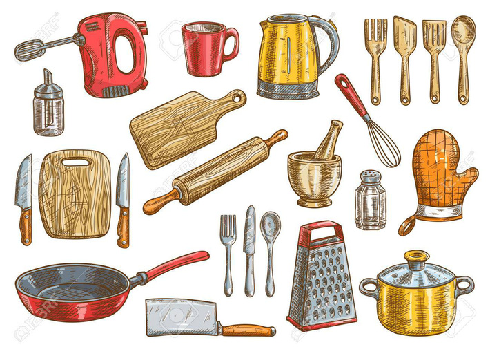 64155345-vector-kitchen-tools-set-kitchenware-appliances-vector-isolated-elements-cooking-utensils-and-cutler