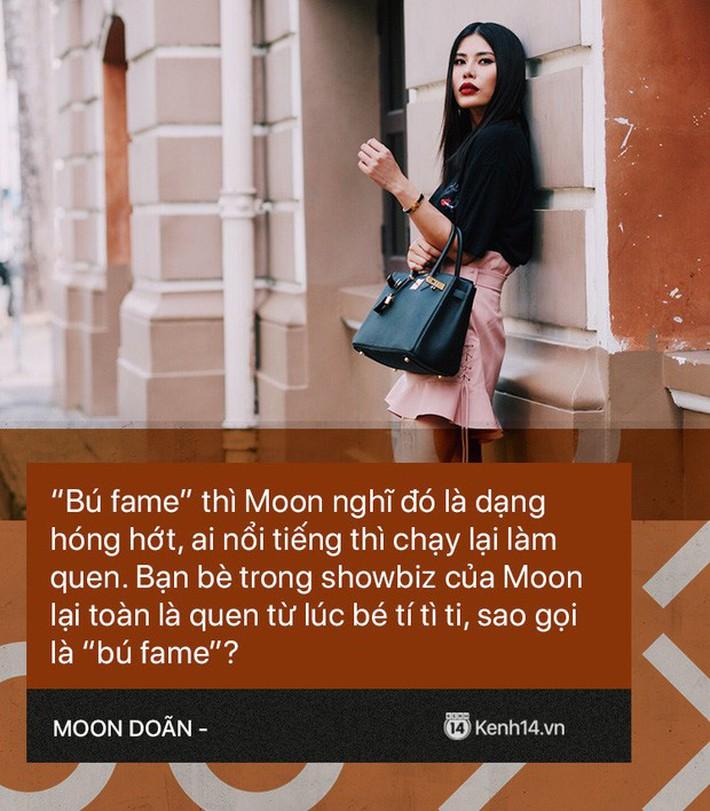 Moon Doãn - Nữ nhân chuyên bóc phốt hàng hiệu tâm sự: Mình bị dọa nhiều lắm, có cô còn mò đến nhà vào lúc 1 giờ sáng - Ảnh 2.