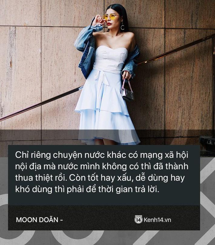 Moon Doãn - Nữ nhân chuyên bóc phốt hàng hiệu tâm sự: Mình bị dọa nhiều lắm, có cô còn mò đến nhà vào lúc 1 giờ sáng - Ảnh 7.