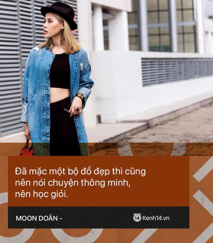 Moon Doãn - Nữ nhân chuyên bóc phốt hàng hiệu tâm sự: Mình bị dọa nhiều lắm, có cô còn mò đến nhà vào lúc 1 giờ sáng - Ảnh 8.