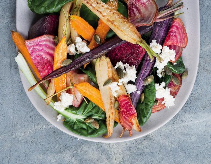 Chuyên gia dinh dưỡng Hàn Quốc: có thể ngăn ngừa lão hóa hiệu quả bằng phương pháp ăn thực phẩm theo màu sắc - Ảnh 4.