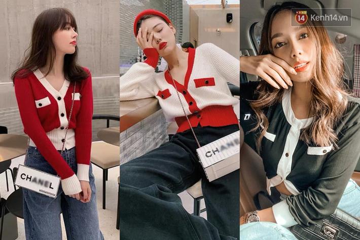 """Jennie chính là """"thánh tạo trend"""" của 2019: Sao Việt và hot girl châu Á copy rần rần, các shop may bắt chước đồ y chang - Ảnh 14."""