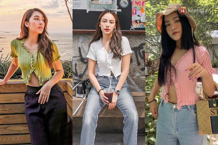 """Jennie chính là """"thánh tạo trend"""" của 2019: Sao Việt và hot girl châu Á copy rần rần, các shop may bắt chước đồ y chang - Ảnh 9."""