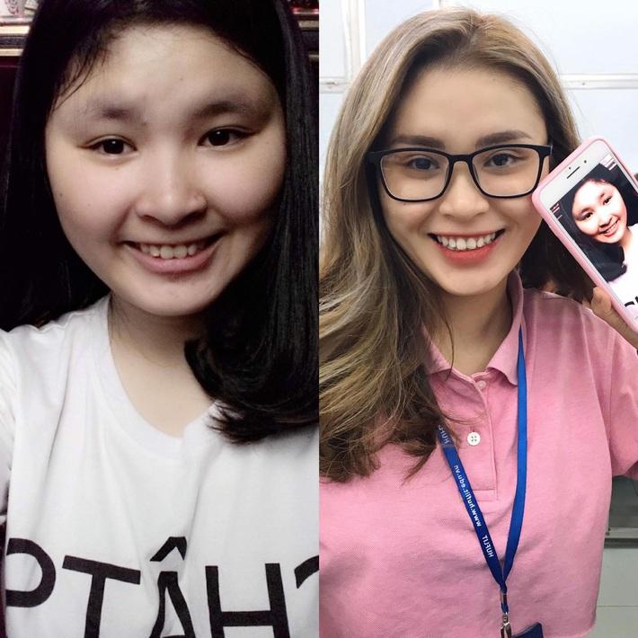 Cô gái Sài Gòn hé lộ bí quyết giảm 9kg sau 7 tháng nhờ những thay đổi nhỏ trong chuyện ăn uống - Ảnh 1.