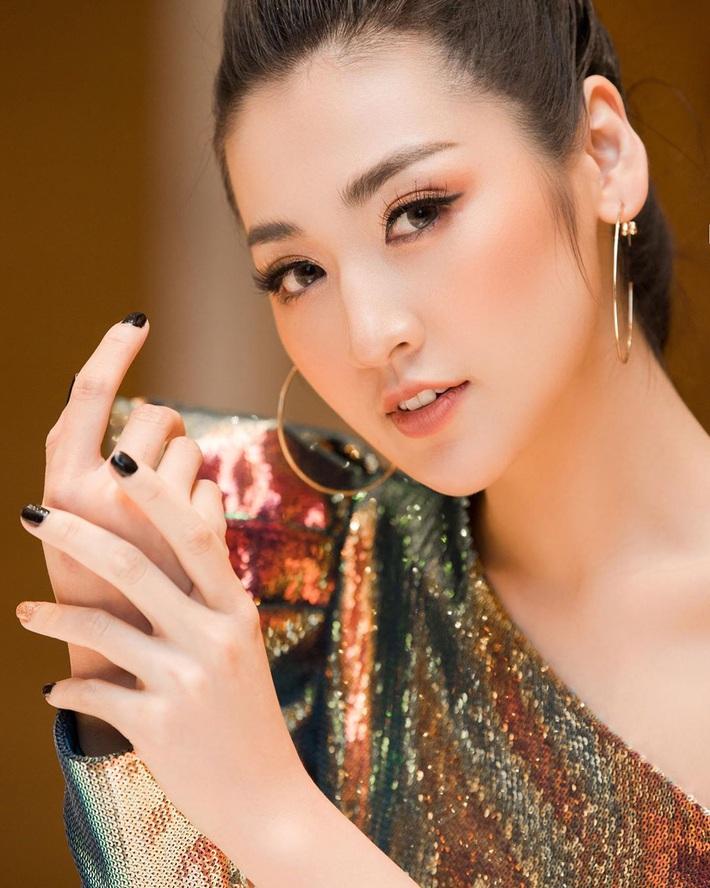 Để Tết này thêm chanh sả, bạn hãy bắt chước ngay những mẫu nail sang xịn từ loạt sao châu Á sành điệu - Ảnh 9.