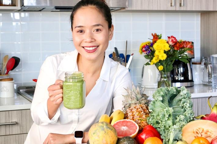 Chuyên gia tư vấn dinh dưỡng Emma Phạm gợi ý thực đơn giải ngấy, detox cơ thể sau Tết để lấy lại vóc dáng khỏe mạnh - Ảnh 1.