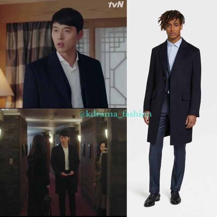 Đã đẹp trai thì chớ, anh quân nhân Hyun Bin trong Crash Landing On You còn toàn diện đồ hiệu, có món lên tới 200 triệu đồng - Ảnh 5.