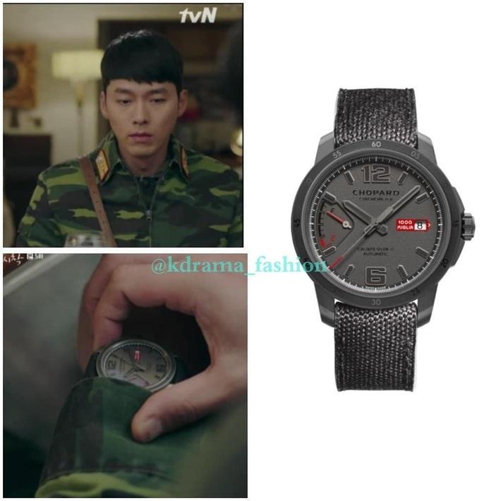 Đã đẹp trai thì chớ, anh quân nhân Hyun Bin trong Crash Landing On You còn toàn diện đồ hiệu, có món lên tới 200 triệu đồng - Ảnh 3.