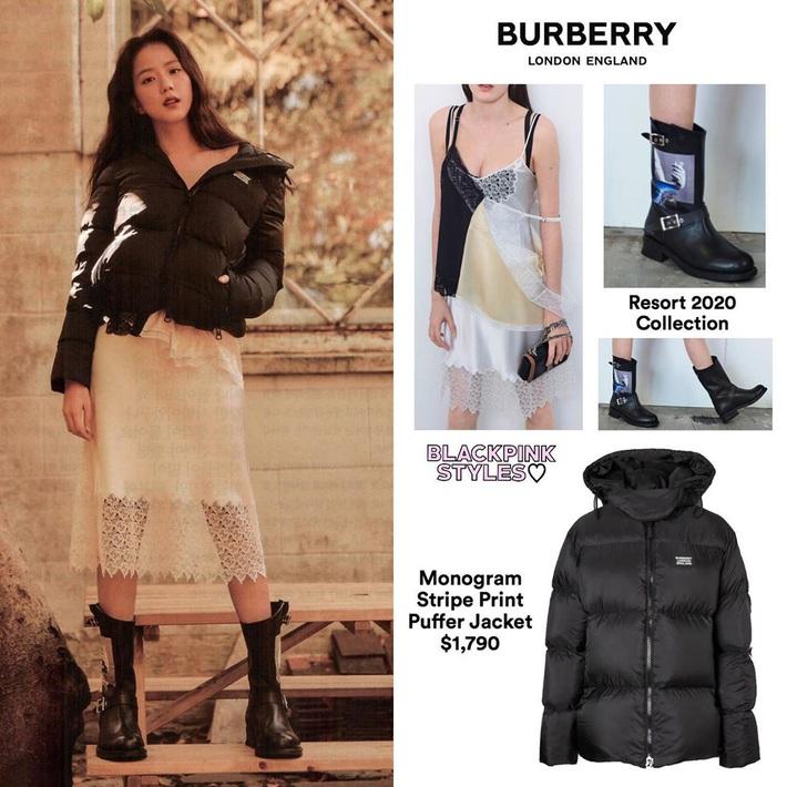 Ngang trái nào bằng khi stylist chăm cắt váy để Rosé sexy hơn nhưng lại khâu váy cho Jisoo kín cổng cao tường - Ảnh 8.