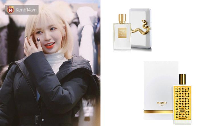Cách idol chọn nước hoa cũng nói lên cá tính của họ, đặc biệt là Wendy: vừa thú vị, vừa có gu - Ảnh 6.