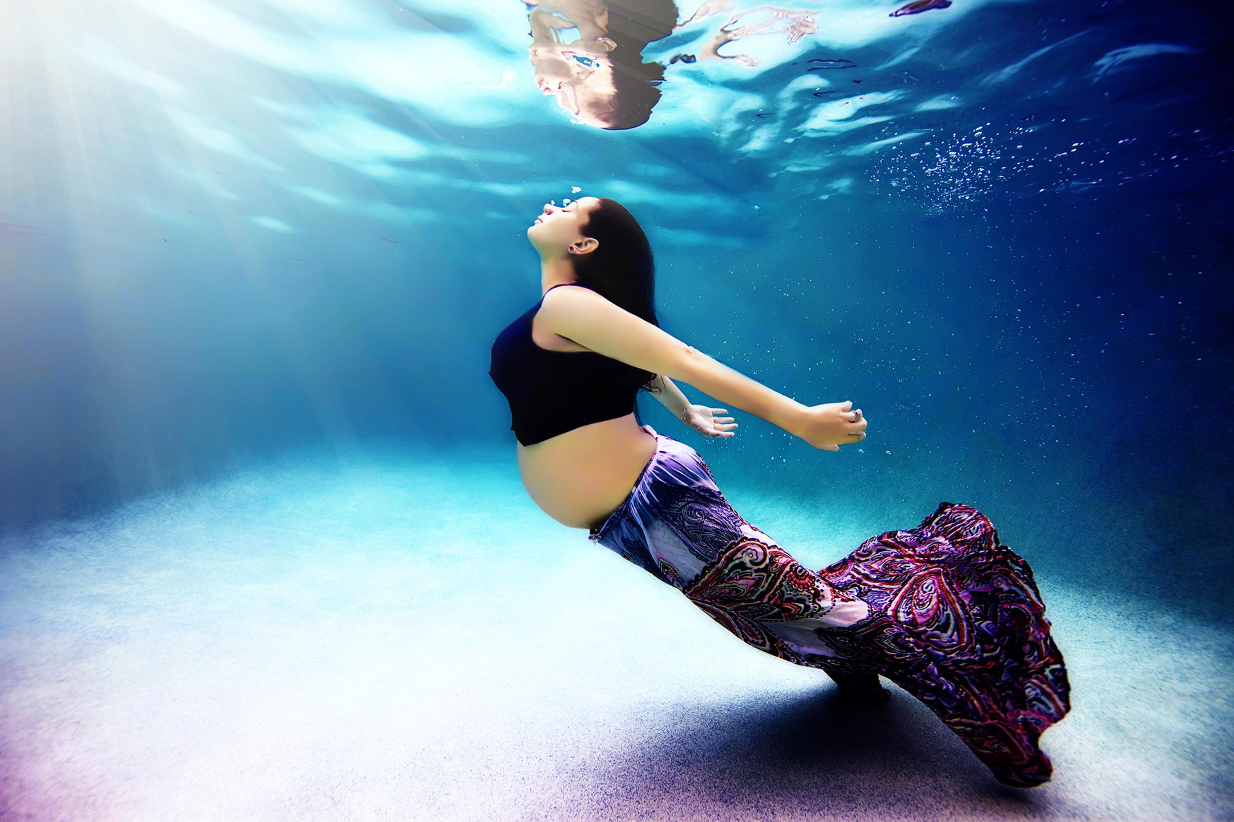 Kết quả hình ảnh cho chụp ảnh bầu dưới nước