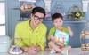 Ông bố MC gợi ý bố mẹ cách trò chuyện giúp trẻ chậm nói nhanh biết nói