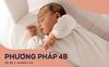 Rèn con đi ngủ đúng giờ dễ dàng hơn bao giờ hết nếu bố mẹ áp dụng theo phương pháp 4B