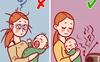 Lần đầu làm mẹ,