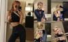 Học lỏm cả tá bí kíp selfie thượng thừa từ cô nàng Rosé (Black Pink), chỉ chụp ảnh trước gương mà vẫn đẹp rụng rời