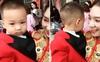 Nhìn bố mẹ rộn ràng tổ chức đám cưới, con trai 2 tuổi bĩu môi đầy tủi thân khiến cư dân mạng không khỏi bật cười vì quá đáng yêu