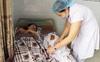 Y tế huyện cứu sản phụ có bệnh lý rau cài răng lược