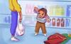 8 hành động của trẻ trông rất kỳ lạ nhưng theo các chuyên gia đó lại là những hành vi rất bình thường