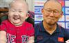 Bản sao nhí của ông Park Hang-seo gây bất ngờ với ngoại hình hiện tại, càng lớn càng giống vị HLV nổi tiếng như đúc