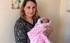 Mang thai 33 tuần mà không hay biết, nhưng bất ngờ hơn là em bé không hề nằm trong tử cung của mẹ