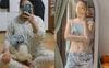 Đẻ xong tăng vụt lên 85kg, mẹ Hà Nội quyết lấy lại vóc dáng, giảm liền 27kg mà vẫn được ăn pizza, gà rán