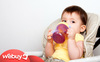 Mách các mẹ những loại cốc tập uống cho bé an toàn, không lo sặc nước