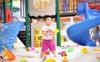 Nắng nóng nhưng vẫn muốn con được vui vẻ, bố mẹ tham khảo ngay các khu vui chơi trong nhà khắp Hà Nội, giá vé có nơi chỉ 50 nghìn đồng