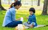Trò chơi siêu dễ cho mẹ bỉm sữa: Mở hộp NUNA – Nhận quà thả ga