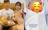 Bà xã Phan Văn Đức vừa sinh con gái đầu lòng, nhìn gương mặt em bé ai cũng xuýt xoa khen