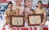 2 quý tử của Quốc Cơ - Quốc Nghiệp chính thức xác lập kỷ lục Guinness Việt Nam dù mới 3 tuổi: Quả là con nhà nòi!