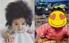 Từng nổi tiếng khắp MXH với mái tóc bờm sư tử lúc bé, hình ảnh hiện tại của cô bé tóc xù càng khiến mọi người bất ngờ hơn