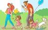 Xem bộ tranh minh họa sự khác nhau giữa bố và mẹ trong việc chăm con, đảm bảo ai cũng phải thốt lên