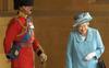 Bức hình Nữ hoàng Anh