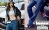 Ngọc Trinh khoe chiếc quần jeans 140 triệu, là đắt thật hay
