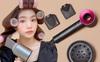 Dùng thử máy Dyson giống Song Hye Kyo, mình còn tìm được cách sấy nhanh và chuẩn tóc đẹp y như gái Hàn