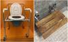 4 loại ghế hữu ích, đảm bảo an toàn nên đặt trong phòng vệ sinh, nhà tắm cho người già