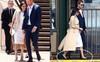 Ngay sau ngày công bố tin bầu bí, chỉ một hành động nhỏ đã thể hiện Meghan Markle tinh ý hơn chị dâu Kate Middleton