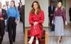 Không giống như Kate Middleton hay Meghan Markle, Hoàng hậu Rania có style mặc đồ công sở cực dễ học theo