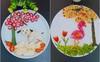 Đã mắt ngắm những đĩa cơm bento đẹp như tranh vẽ mẹ Nha Trang làm cho con gái 2 tuổi