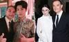 """Ngày """"em hơn chị"""" đã đến: Em trai Phạm Băng Băng cao vượt mặt đàn chị, điển trai ngời ngời tại show Givenchy"""