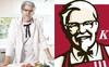 """Ngạc nhiên chưa: Ông già KFC phúc hậu ngày nào nay đã thành """"chú soái ca"""" phong trần, cơ bụng 6 múi như nam thần"""