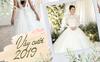 Váy cưới 2019: Xu hướng năm nay cực đổi mới với loạt